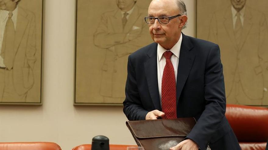 El BOE publica la orden de no disponibilidad de gasto del presupuesto catalán