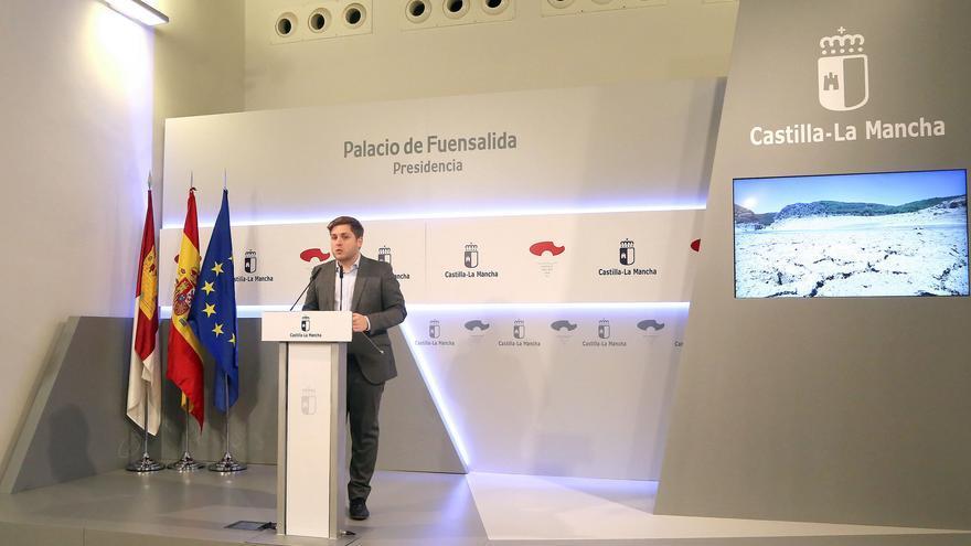 El portavoz de la Junta, Nacho Hernando / JCCM