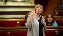 Vergés, consellera de Salud de la Generalitat