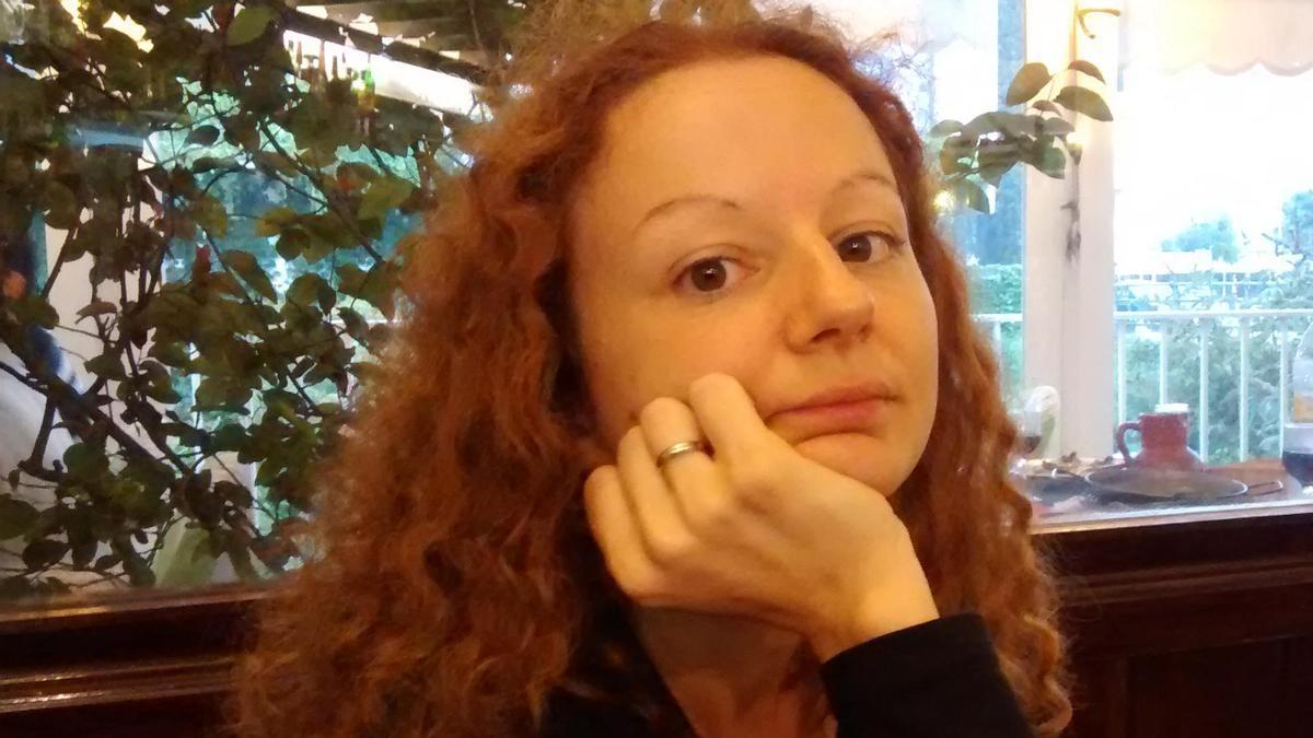 Eva Margarita García, doctora en Antropología e investigadora de la violencia obstétrica