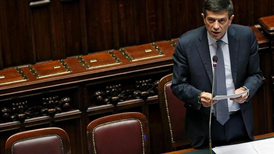 El ministro italiano de Infraestructuras dimitirá mañana por presunto tráfico de influencias