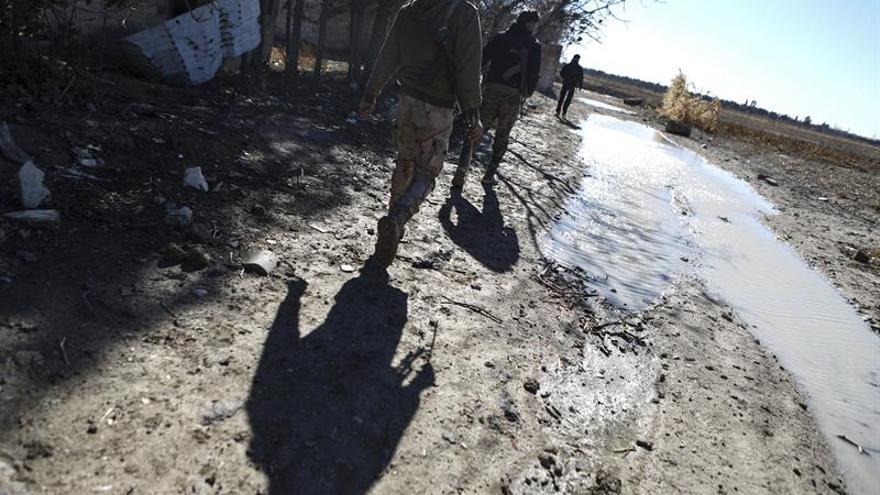 Mueren 16 efectivos gubernamentales en combates en el sur de Siria
