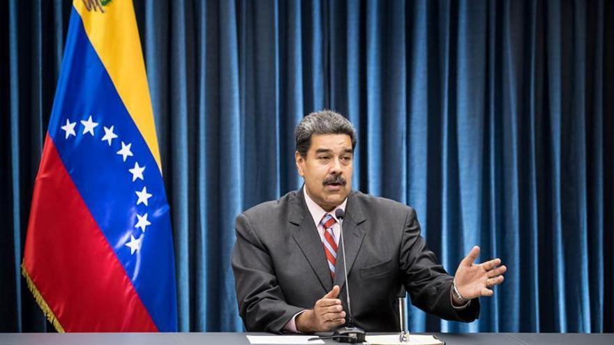 """Maduro dice que EE.UU. prepara """"provocaciones"""" en la frontera colombo-venezolana"""