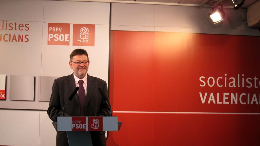 Puig (PSPV) contesta a Gómez que el calendario a las primarias se verá después de la Conferencia Política