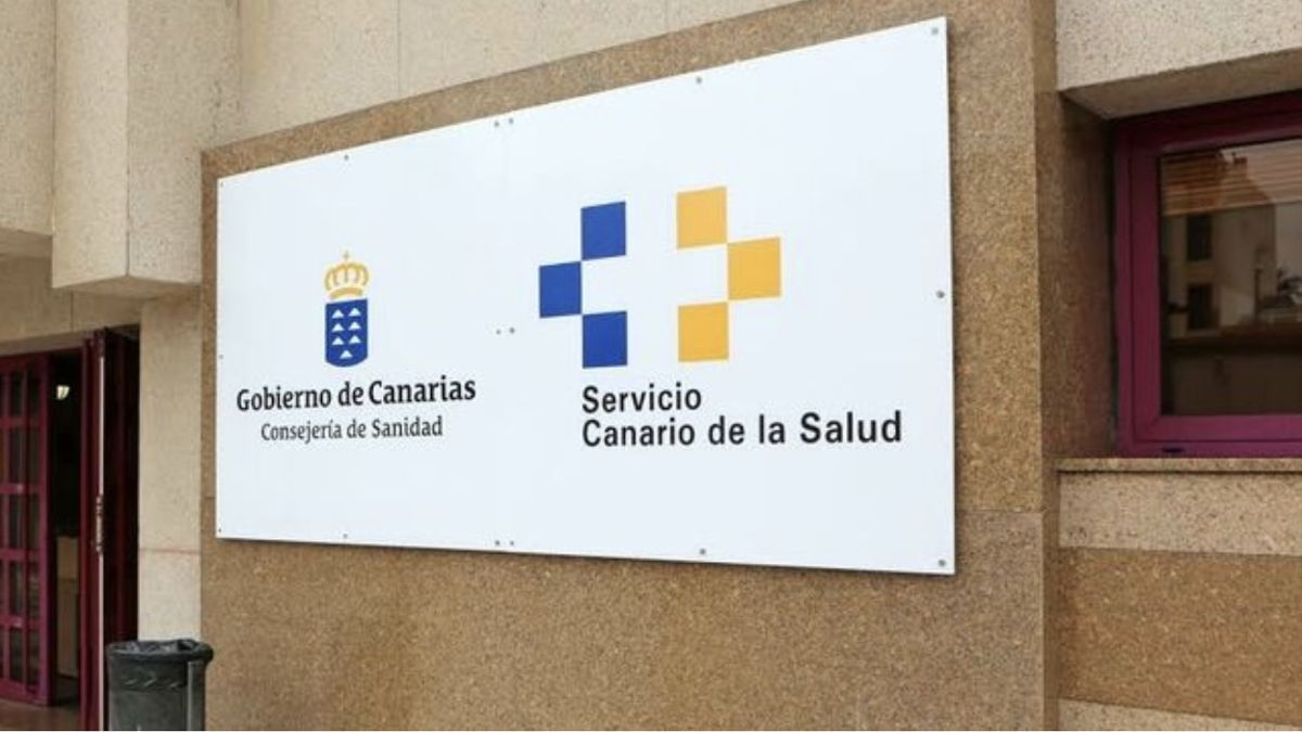 Sede de la Consejería de Sanidad del Gobierno de Canarias en Las Palmas de Gran Canaria Alejandro Ramos