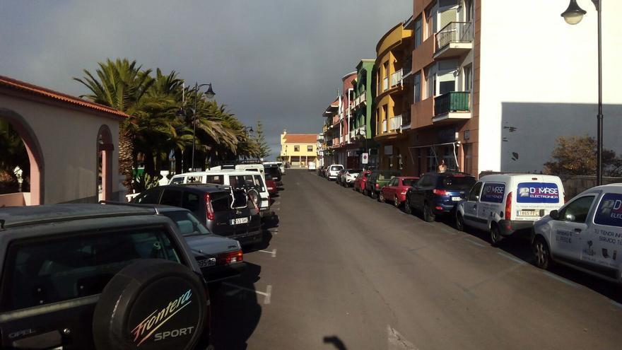 """El proyecto contempla la conversión de la calle Tanausú de El Paso en """"una travesía urbana, moderna y sostenible y que constituya una solución definitiva como eje fundamental de la zona comercial abierta de El Paso""""."""