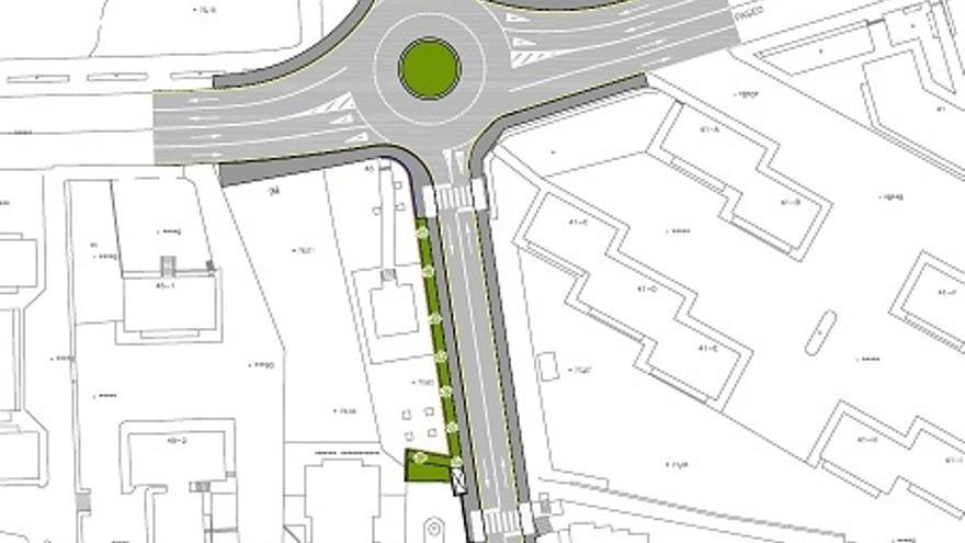 El Ayuntamiento destina 600.000 euros a acondicionar y mejorar la calle Miralmar