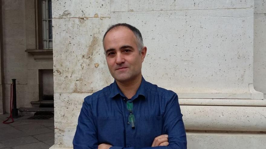 José Luis Rodríguez, doctor en Filología e ingeniero informático