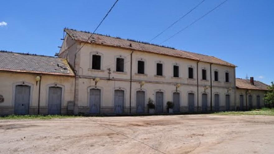 Estación de Chinchilla
