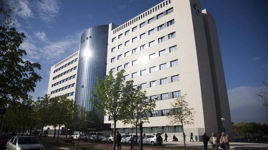 Edificio de consultas externas de Txagorritxu