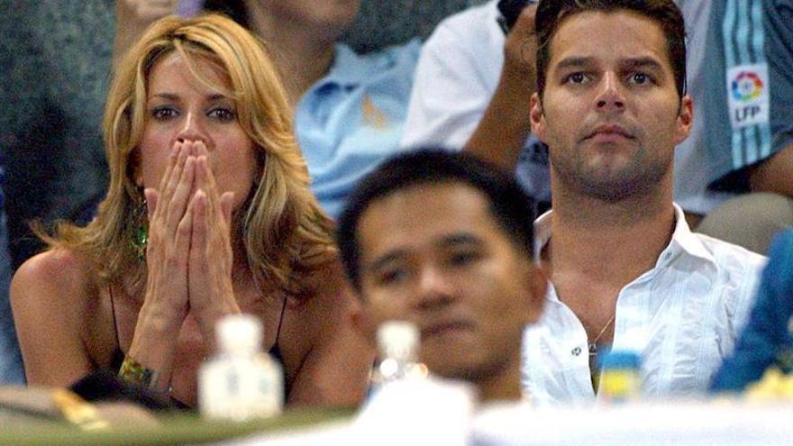 Rebeca de Alba revela que perdió el bebé que esperaba con Ricky Martin