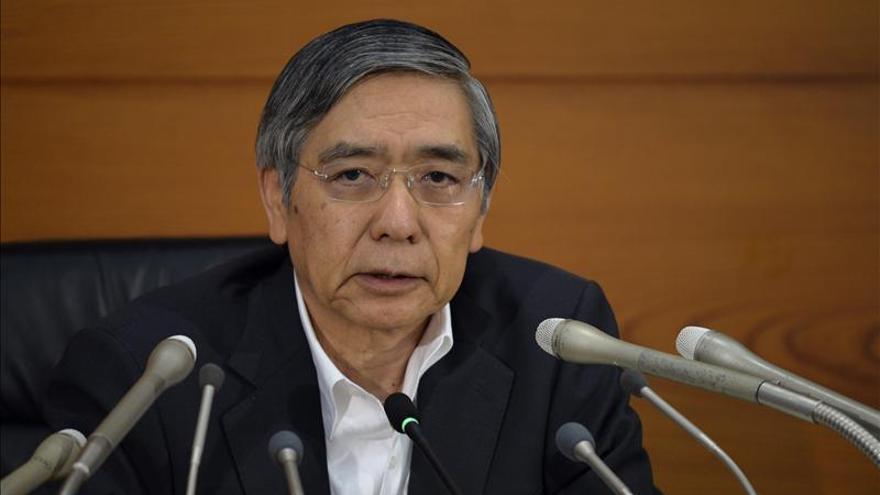 El Banco de Japón dice que la economía sigue en alza pese a la caída del PIB