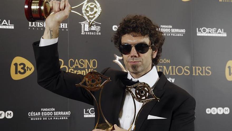 """""""El Ministerio del Tiempo"""" triunfa en los XVIII Premios Iris de la Televisión"""