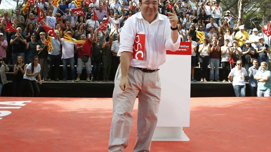 """Iceta (PSC) advierte que no le gusta el """"falso dilema"""" entre Rajoy y terceras elecciones"""