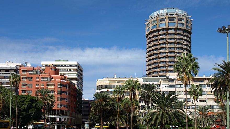 Parque Santa Catalina, Las Palmas de Gran Canaria.