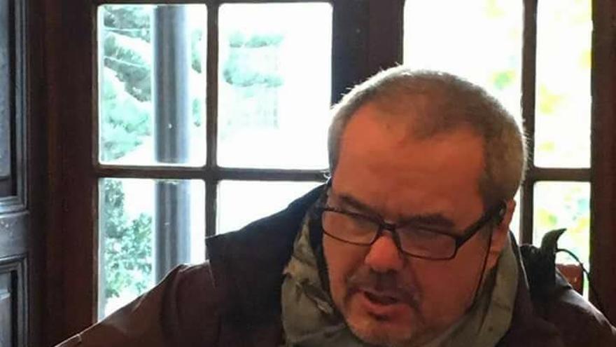 Francisco López, nuevo secretario de Organización de Podemos Canarias