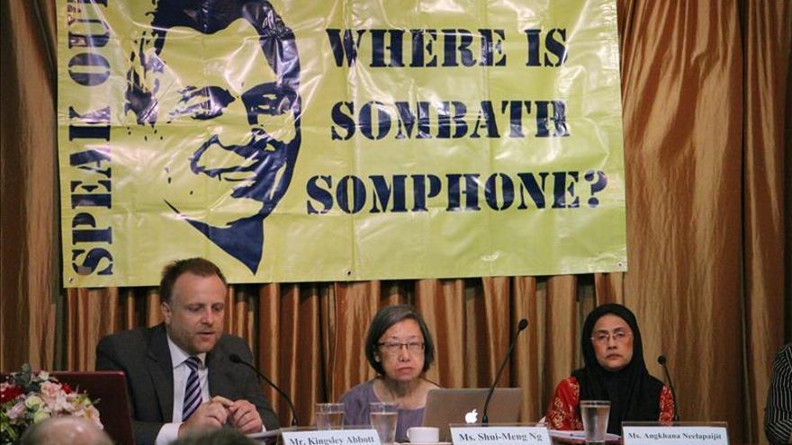 La desaparición forzada de un activista amedrenta a la sociedad civil de Laos