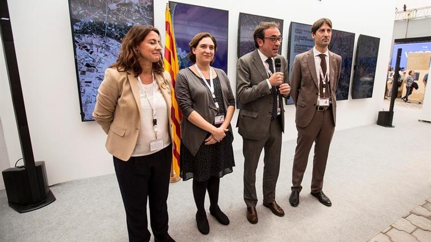 """Cataluña se ofrece para prueba """"piloto"""" de las conclusiones de Habitat III"""