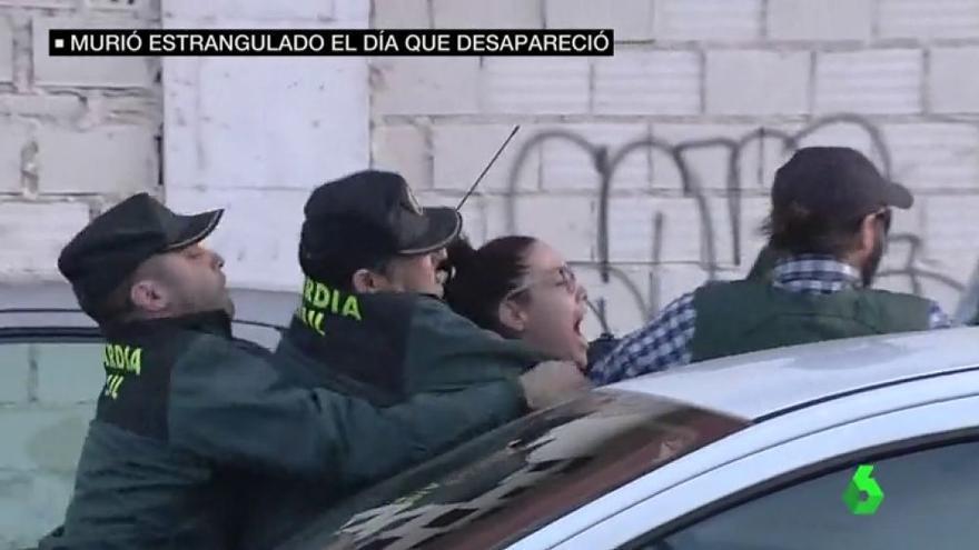 Intento de agresión a Ana Julia Quezada