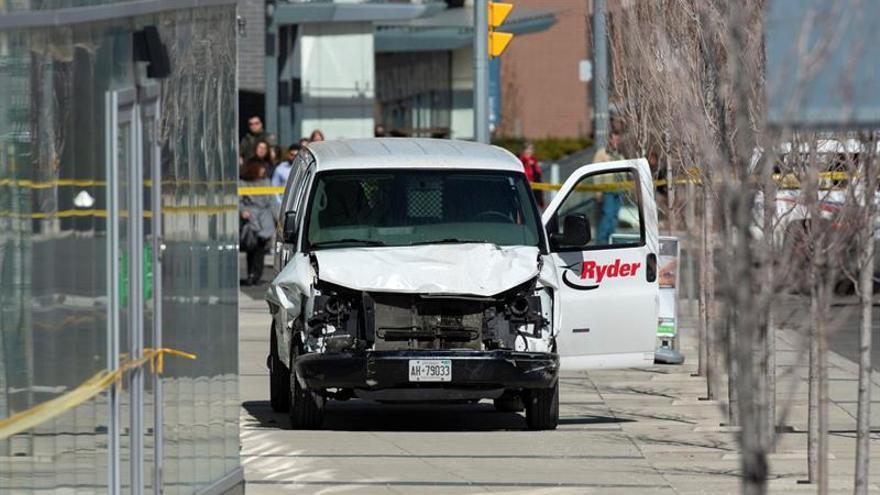 El alcalde de Toronto confirma que hay muertos en el atropello de viandantes