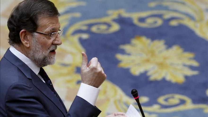 """Rajoy califica de """"cobarde y cruel"""" el """"acto terrorista"""" en Dinamarca"""