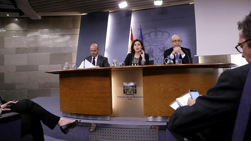 El Gobierno aprobará hoy subvenciones ante daños por terremoto en Melilla