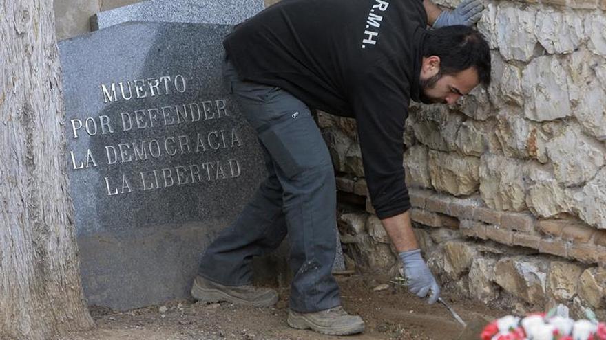 Inician en Guadalajara segunda exhumación para encontrar a Timoteo Mendieta
