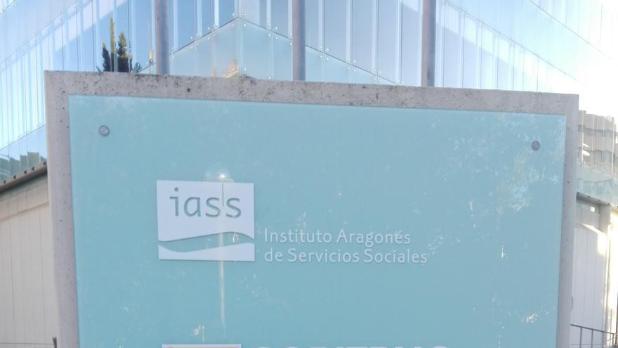 La niña se encuentra bajo tutela del Instituto Aragonés de Servicios Sociales (IASS)