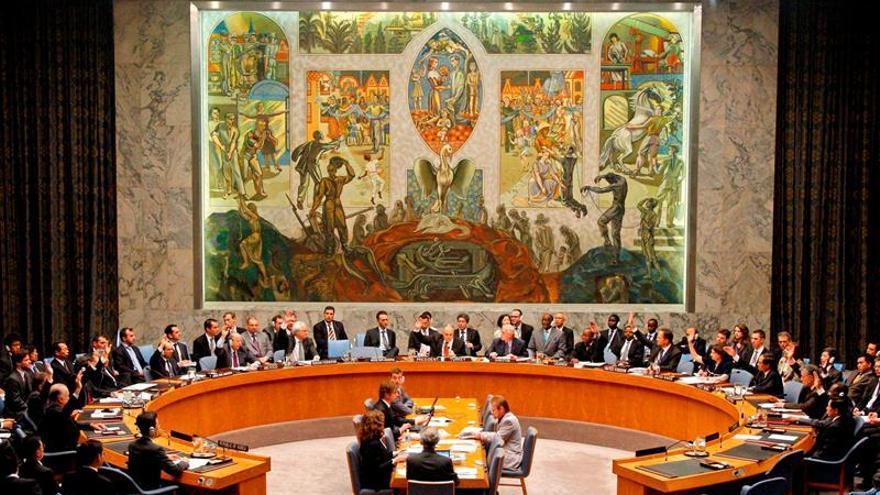La ONU da luz verde a la destrucción de armas químicas libias fuera del país