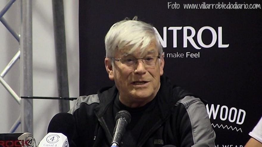 Argimiro Martínez Jareño, creador del Viña Rock