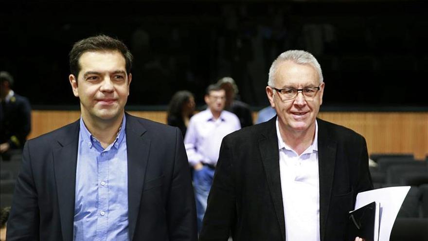 Tsipras pronostica un giro a la izquierda en Grecia, España y centro de Europa