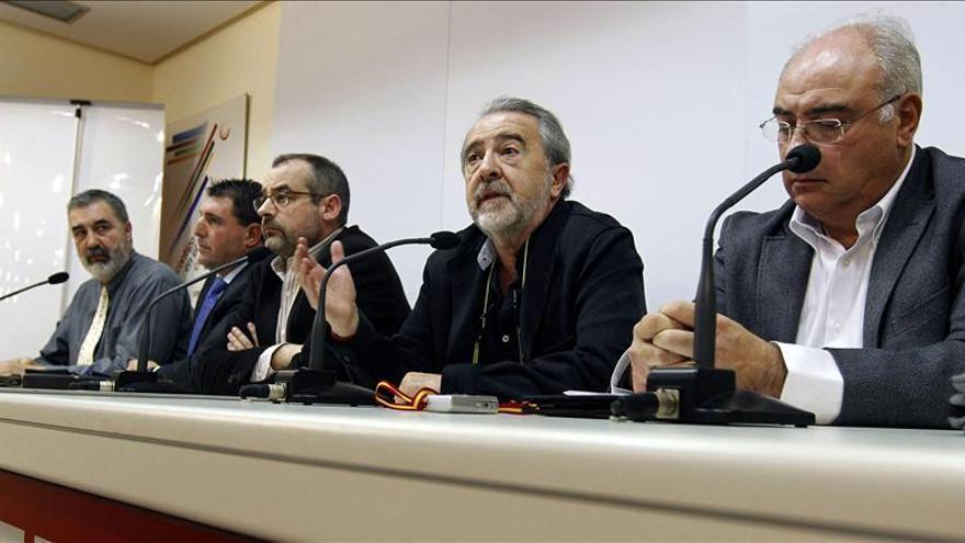 Los sindicatos convocan paros en la banca previos a la huelga del 6 de febrero