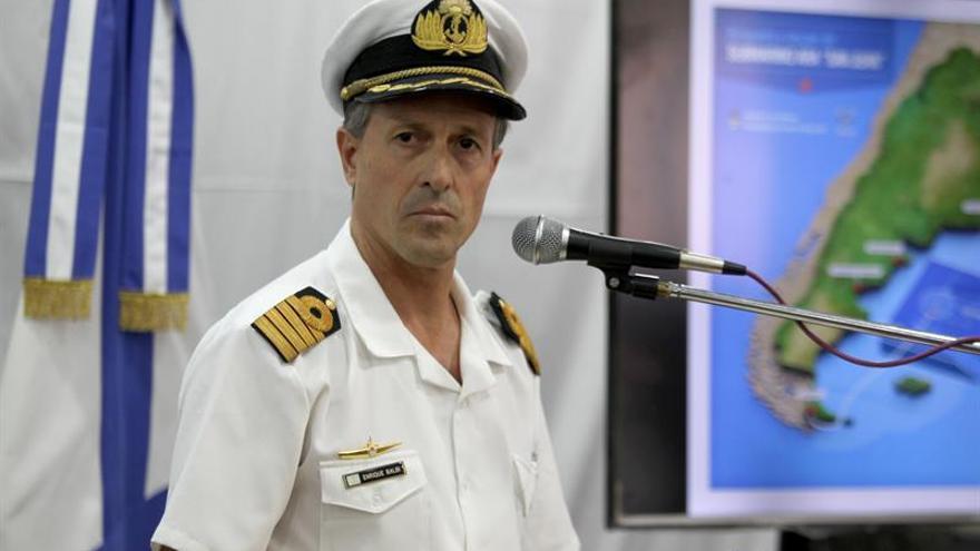 La Armada Argentina continuará la búsqueda del submarino pero suspende el rescate