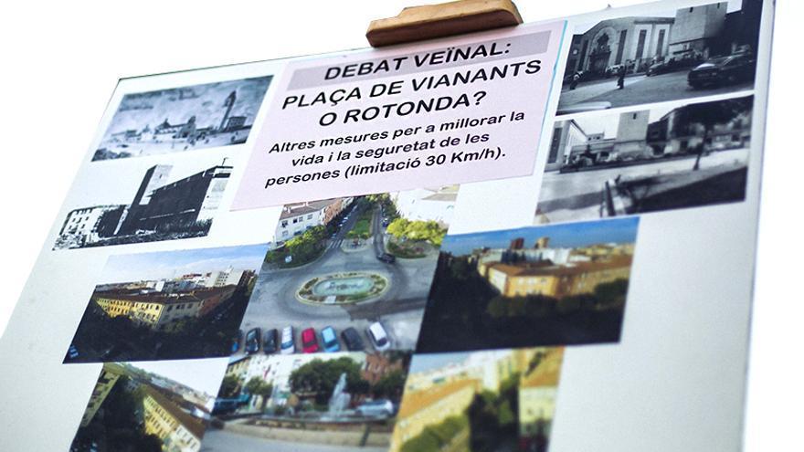 """""""Son los propios barrios quienes han iniciado el debate sobre la movilidad sostenible y el espacio público"""". Foto: Jose Bravo (SEMvalencia2015)"""