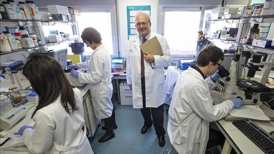 Carlos Camps: Una sociedad que no invierte en investigación se va a la ruina