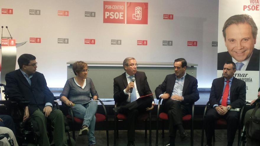 Carmona propone abono de transporte gratis en Madrid para todos los discapacitados
