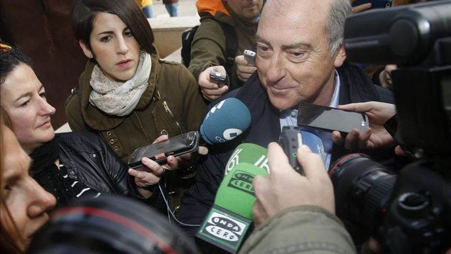 """Novo (PP): No tenía """"ni idea"""" del supuesto blanqueo de donaciones al partido"""