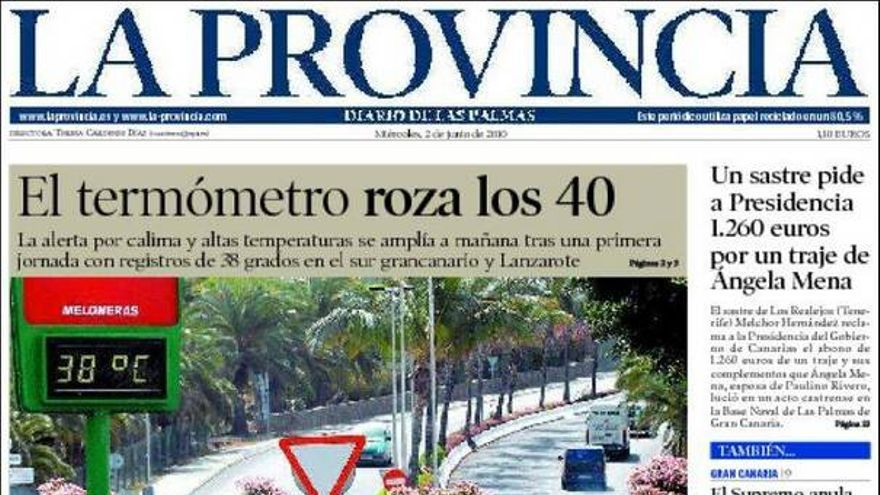 De las portadas del día (02/06/10) #1