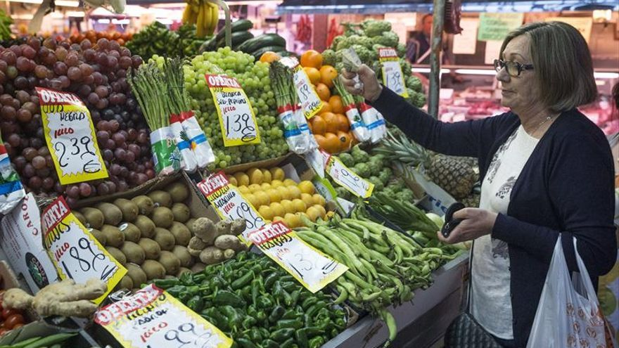 La inflación se mantiene en el 1,5 % en julio por los alimentos y los carburantes