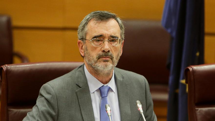 """Cruz se despide del Senado y pide diálogo para el problema territorial: """"Es el problema de España, no de una Comunidad"""""""