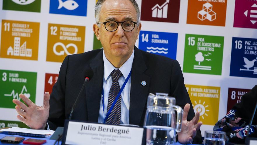 La FAO firma acuerdo para celebrar en Ecuador su conferencia regional de 2022