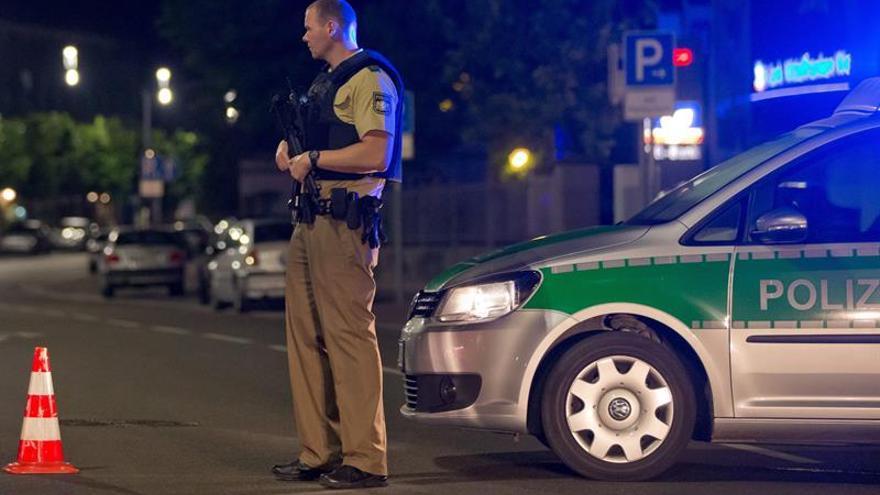La policía alemana investiga si la explosión en Baviera es un atentado islamista