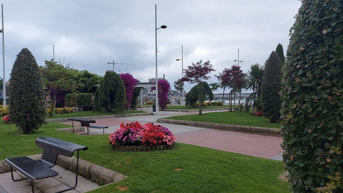Parque de Castro Urdiales.