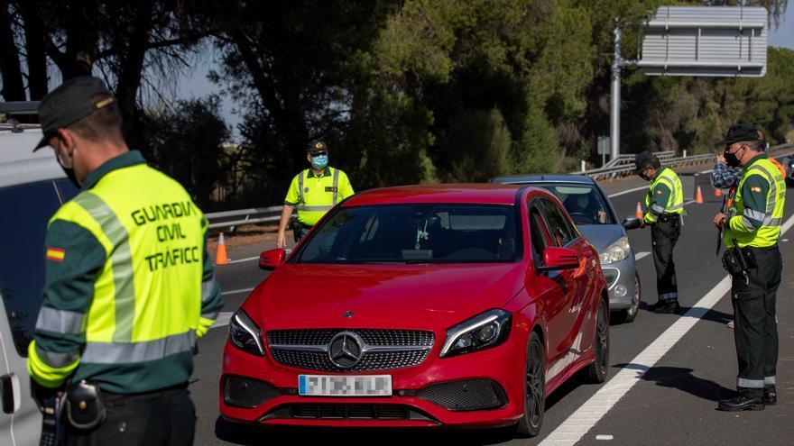 Andalucía permite desde hoy la entrada y salida de la comunidad