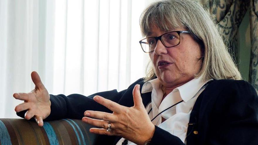 Donna Strickland: Entre ser pionera como Nobel y no sentirse voz de mujeres