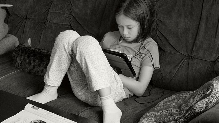 El uso de 'apps' acaba dando información de los niños