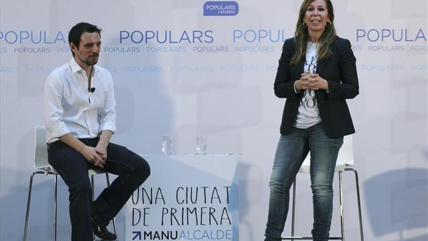 Sánchez-Camacho asegura que los gobiernos que fracasan adelantan los comicios