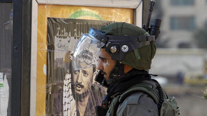 Al menos cuatro israelíes heridos en un nuevo ataque palestino en Cisjordania