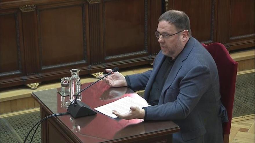 Los acusados piden al Supremo que la cuestión catalana vuelva a la política
