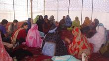 Saharauis mujeres
